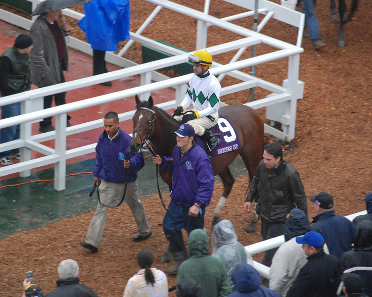 The Breeders Cup 10/26/07