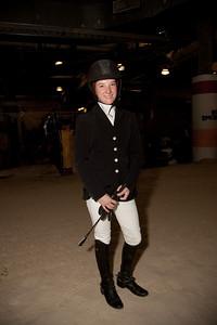 Bella Cramer rode Lanzer