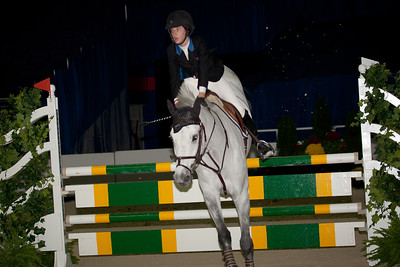BRIANNE LINK on ZET-ES-ZEM $10,000 WIHS CHILDRENS JPR