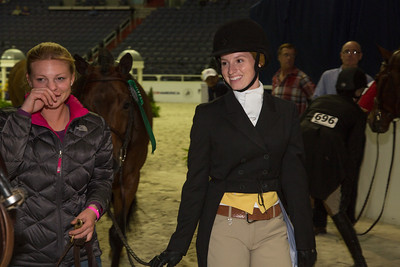 COURTNEY CAREY on LOVE NOTES $1.000 A/O HANDY HUNTER 3'3 18-35 (10/24/12)