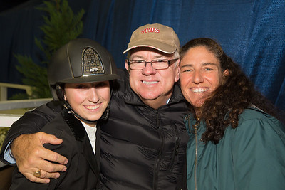 Sydney Crenshaw, Don Stewart. Sharon Enteen. Don Stewart has been bringing students to the Washington International Horse Show for years. He runs Don Stewart Stables in Ocala, Fla., home to more than 65 horses. The hunter/jumper stable competes year-round across the nation and is dedicated to training the best young riders.