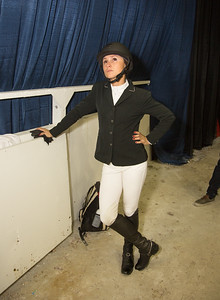GEORGINA BLOOMBERG (New York, NY)
