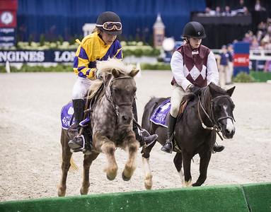 Pony Races, Washington International Horse Show
