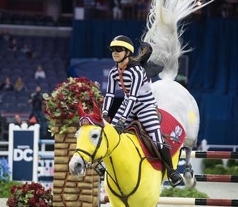 Adrienne Sternlicht, Washington International Horse Show