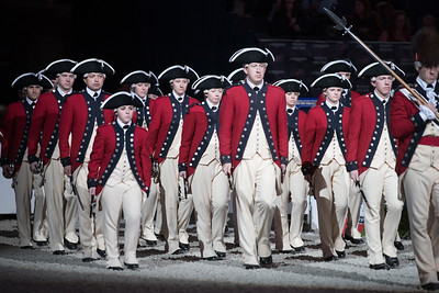 Old Guard Fife and Drum Corps, Washington International Horse Show