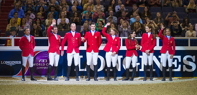 US Show Jumping Team, Washington International Horse Show