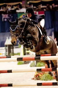 JESSICA SPRINGSTEEN on CINCINATTI LA SILLA $100,000 PRESIDENTS CUP-WORLD CUP