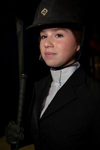 Katie Dawson rode Jerry 79