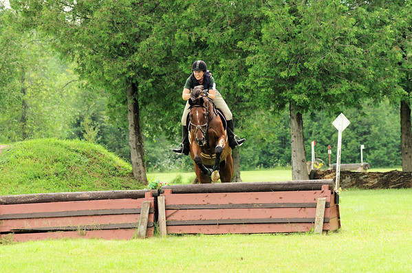 Eventing at Oakhurst July 28 2013