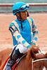 Delaware Park jockey