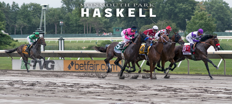 Haskell Monmouth Park