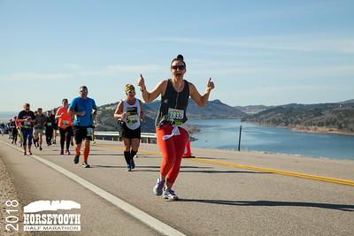 2018 Horsetooth Half Marathon