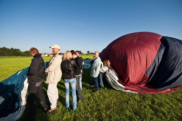 Hot Air Ballooning Germany