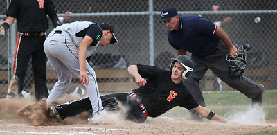 2013_07_28__Nathan Jasko slides into home at the Hotstove State Championship in Alliance. photo by Ray Riedel