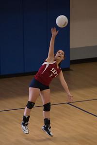 JV Volleyball vs Hotchkiss