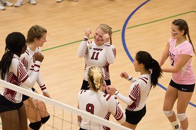 Girls' Varsity Volleyball vs Hotchkiss