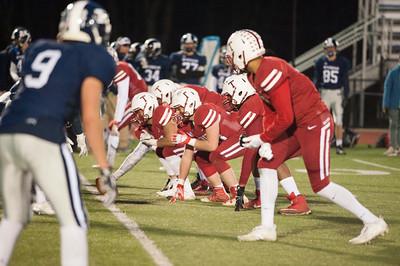 Varsity Football v Hotchkiss