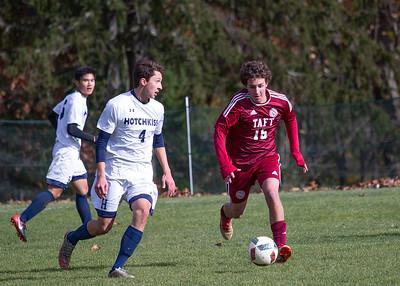 Boys' JV Soccer vs Hotchkiss