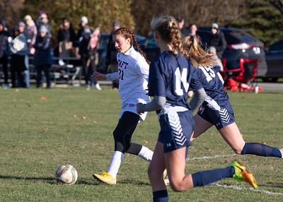 GJV Soccer vs Hotchkiss