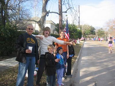 Houston Marathon 2006