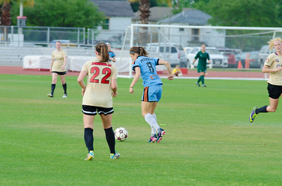 Houston Aces defender Lisa Murer (8) Houston Aces Vs Lonestar SC on Saturday, May 10th at Carl Lewis International Track & Field Complex in Houston TX