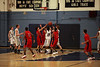 Howard High School Basketball Game on January 8, 2010