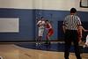 Howard High School Basketball Game on January 8, 2010