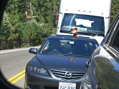 Hui Wa'a in Tahoe! - 2008, 8/30