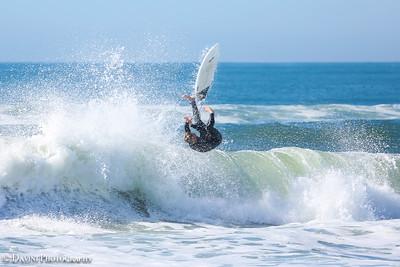 Huntington Beach Surfers