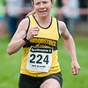 Hurstbourne Tarrant 5 - First lady home in the 5 mile race was former village resident Rachel Masser who came home in a time of 37 min21 sec. 28th April, 2018 - Picture Andy Brooks