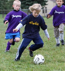 Huskies Soccer 2010