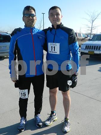Right to left: Jeremy Holman and Manvel Rodrigvez