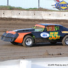Stock cars hot laps @ I-80
