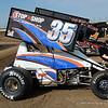 Trevor Grosssenbacher # 35 ASCS Sprinter I-80