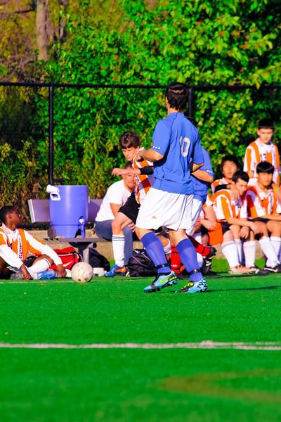 Soccer - IACS 2011
