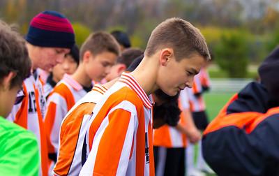 Soccer - IACS 2012