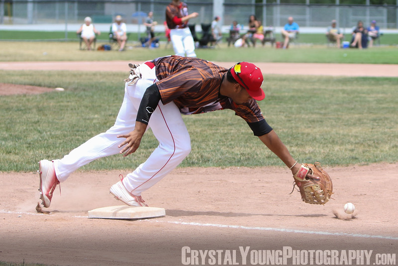 Barrie Baycats at Burlington Bandits Star Wars Day July 9, 2016