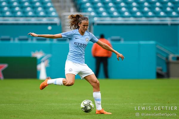 Manchester City FC midfielder Jill Scott (8)