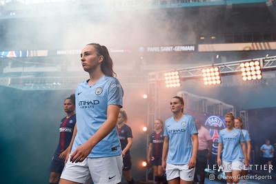 Manchester City FC midfielder Caroline Weir (19)