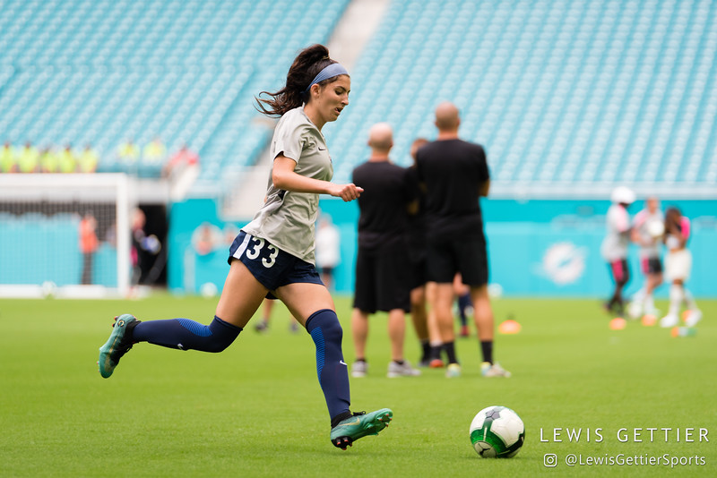 International Champions Cup - NC Courage vs Paris Saint-Germain