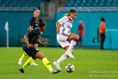 International Champions Cup - Olympique Lyonnais vs Manchester City FC