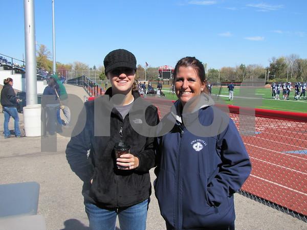 Megan Grove and Sara Condon