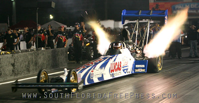 NHRA Drag Race at PBIR