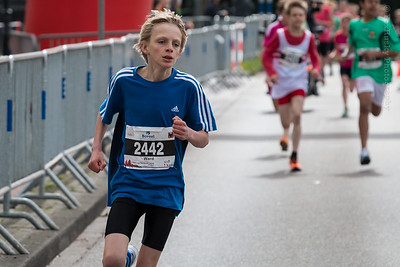 #2442 - Ward van der Vegt - Winnaar 11-12jr