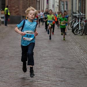 11e IJsselloop - 1KM Kidsrun 7 - 8 Jaar