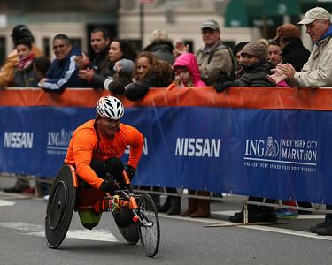 ING NYC Marathon 2013