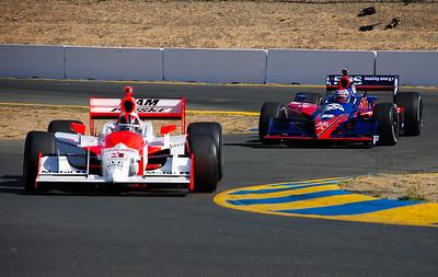 IRL at Infineon Raceway 2009