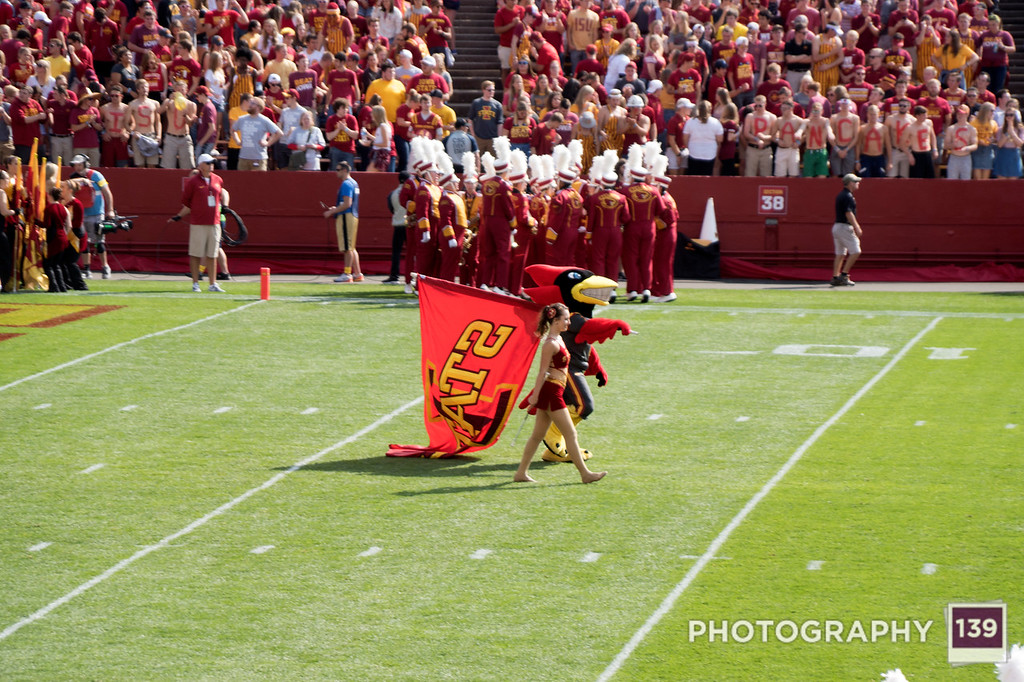 Iowa State vs. The Team Out East