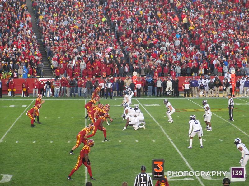 Iowa State 14 TCU 7