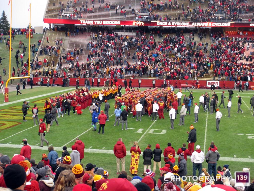 Oklahoma State 49 Iowa State 42